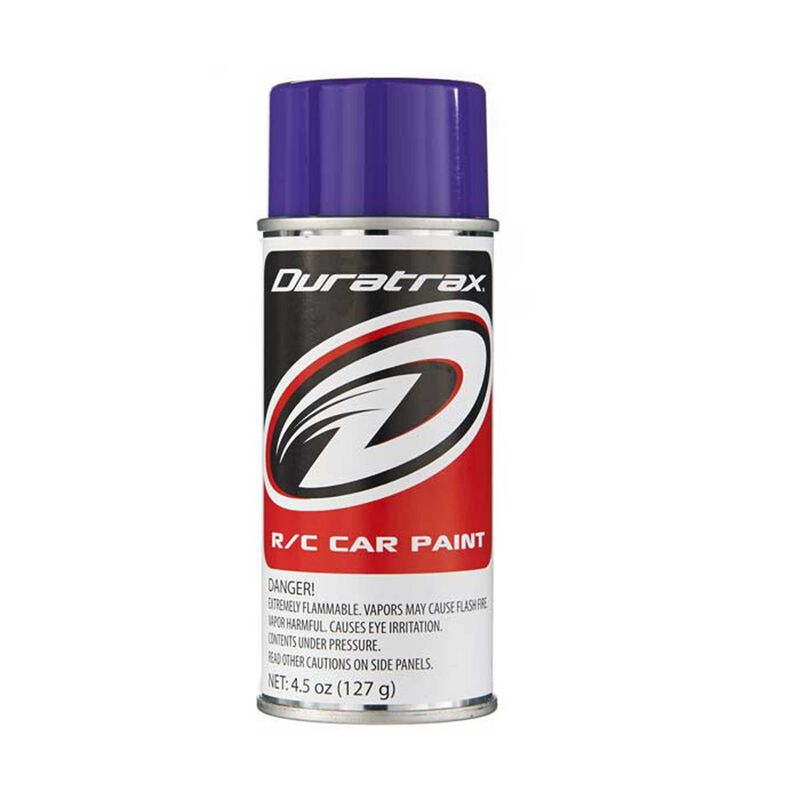 Polycarb Spray, Candy Purple, 4.5 oz