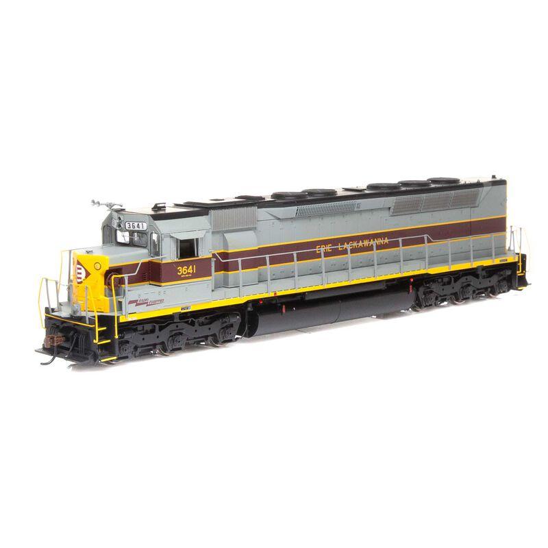 HO SDP45 w DCC & Sound EL #3641