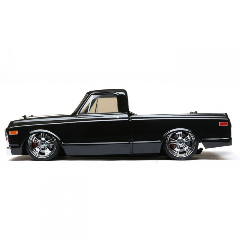1 10 1972 Chevy C10 Pickup Truck V-100S  4WD RTR