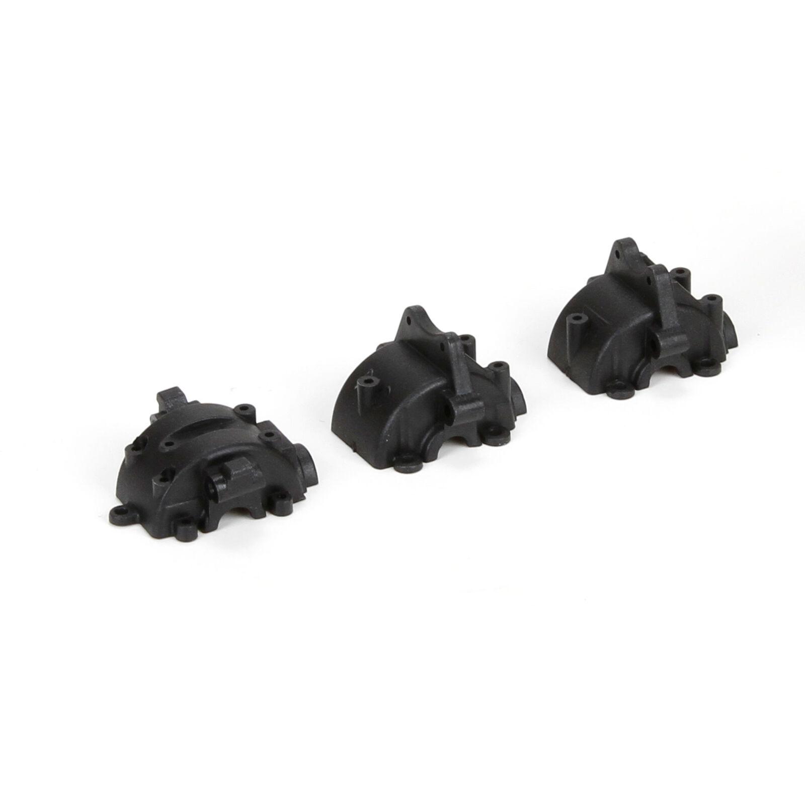 FR/RR Gear Box Set: All ECX 1/24 4WD
