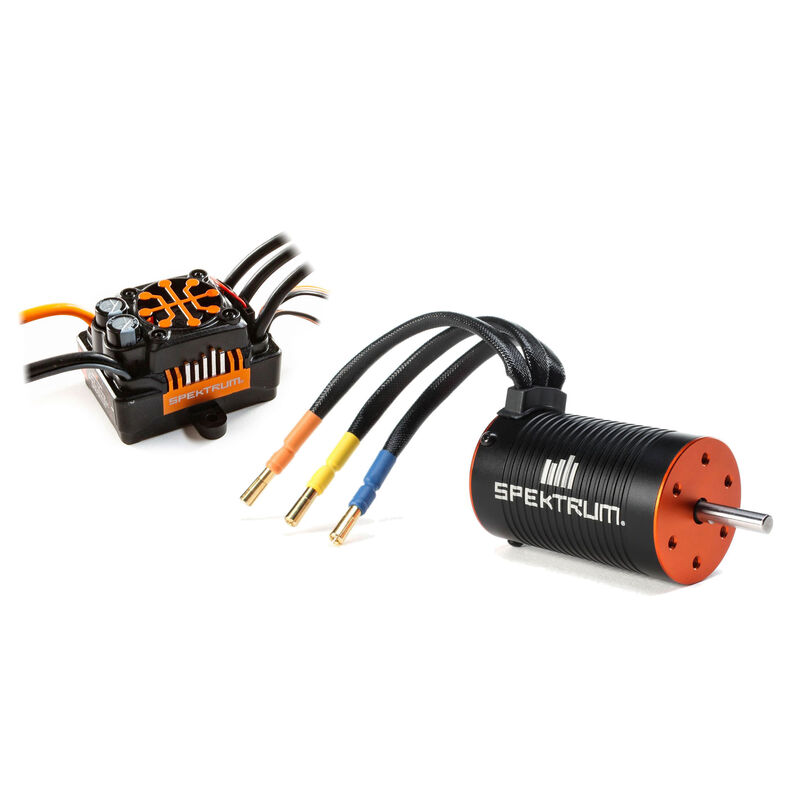 Firma 130A Brushless Smart ESC / 1900Kv Sensorless Motor Combo