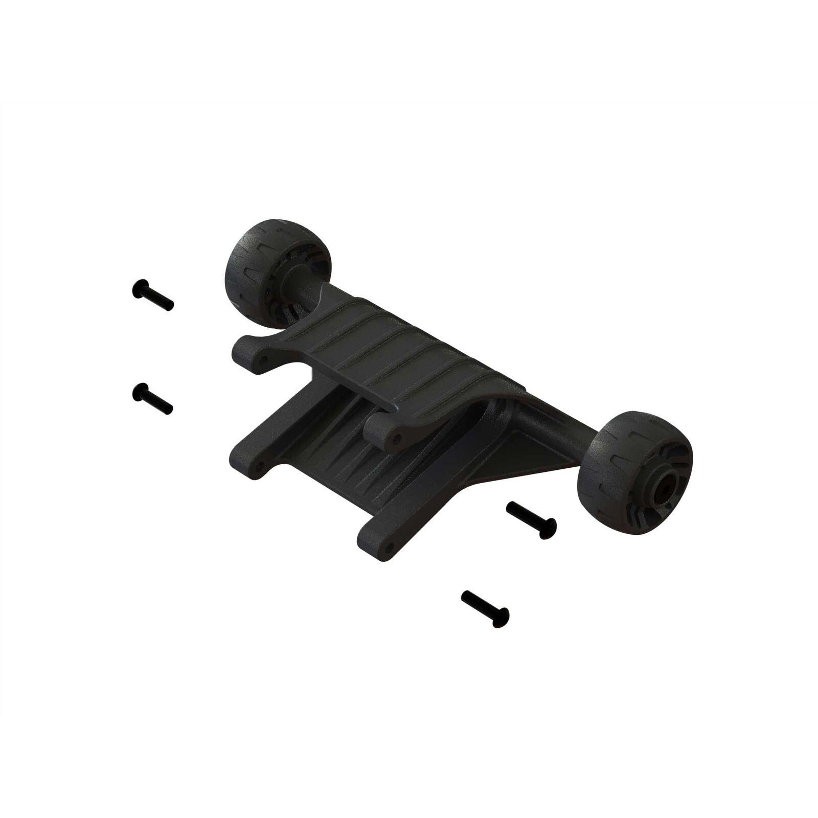 Wheelie Bar Set