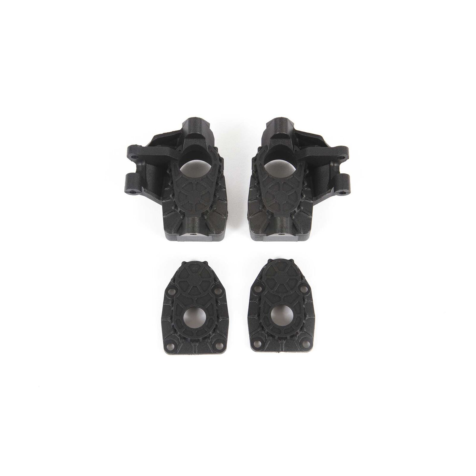 Currie F9 Portal Steering Knuckle Caps: Capra 1.9 UTB