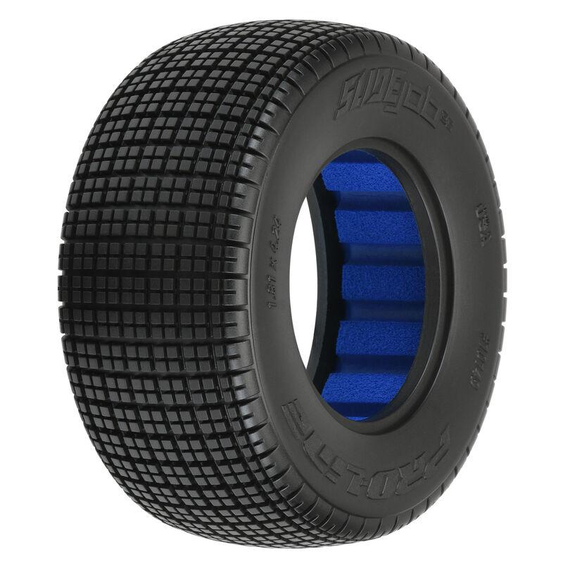 Front, Rear Slide Job SC 2.2 3.0 M2 Dirt Oval Mod (2)
