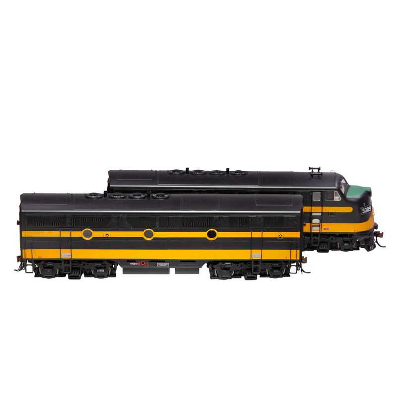 HO F3 A B with DCC & Sound SLSF #5009/#5112