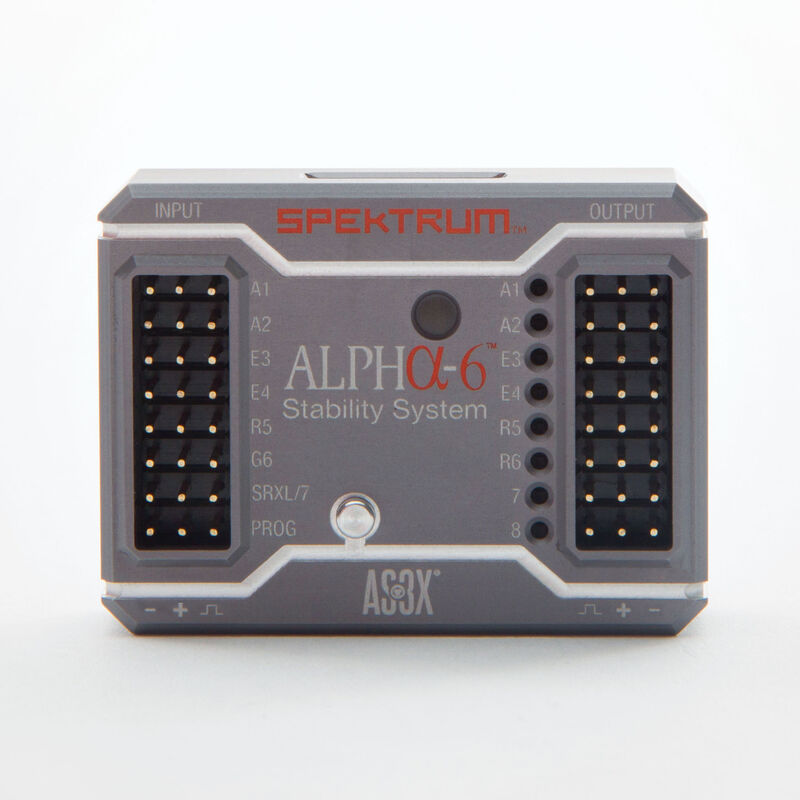 Alpha-6™ Stability System