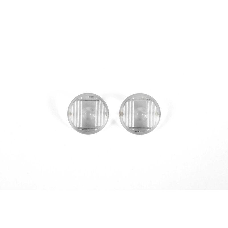 Headlight Lens: Capra 1.9 UTB