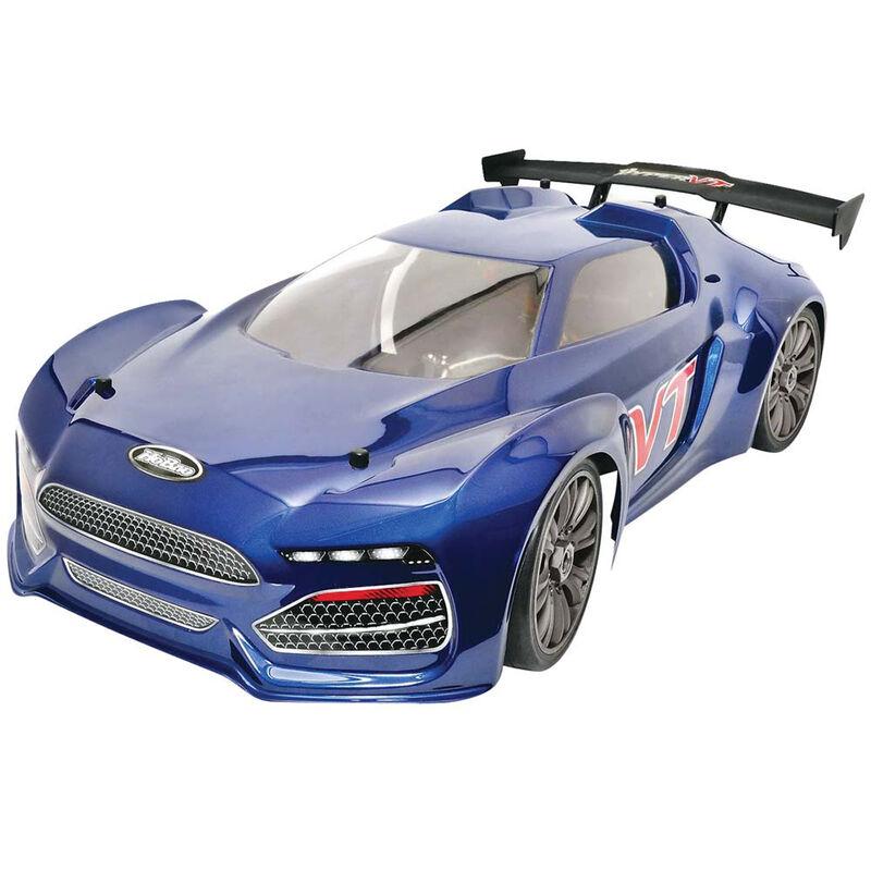 1/8 Hyper VTe 4WD GT Brushless RTR, Blue