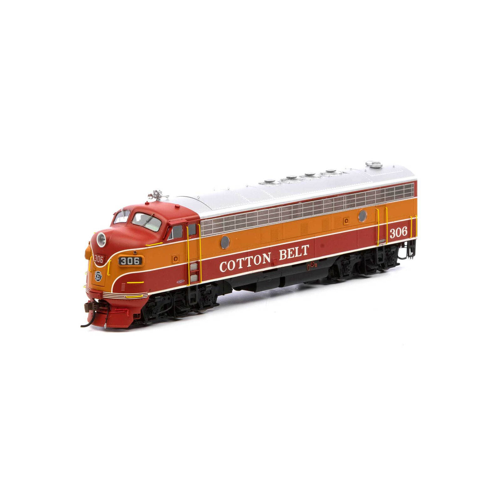 HO FP7A with DCC & Sound SSW #306