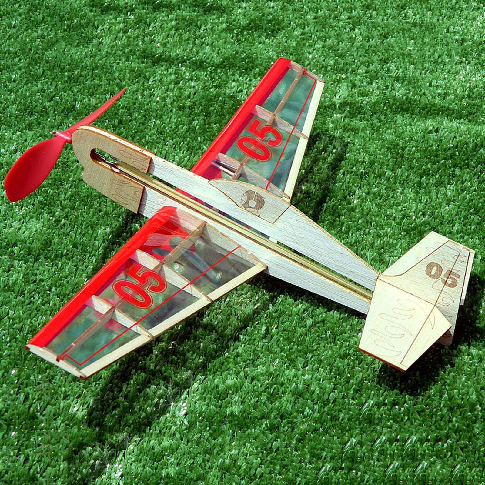 "Stunt Flyer Mini Model Kit, 11"""