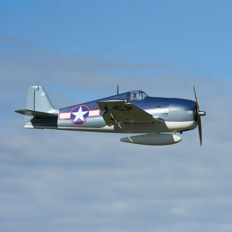 "Giant F6F Hellcat 55-61cc GP/EP ARF, 86"""
