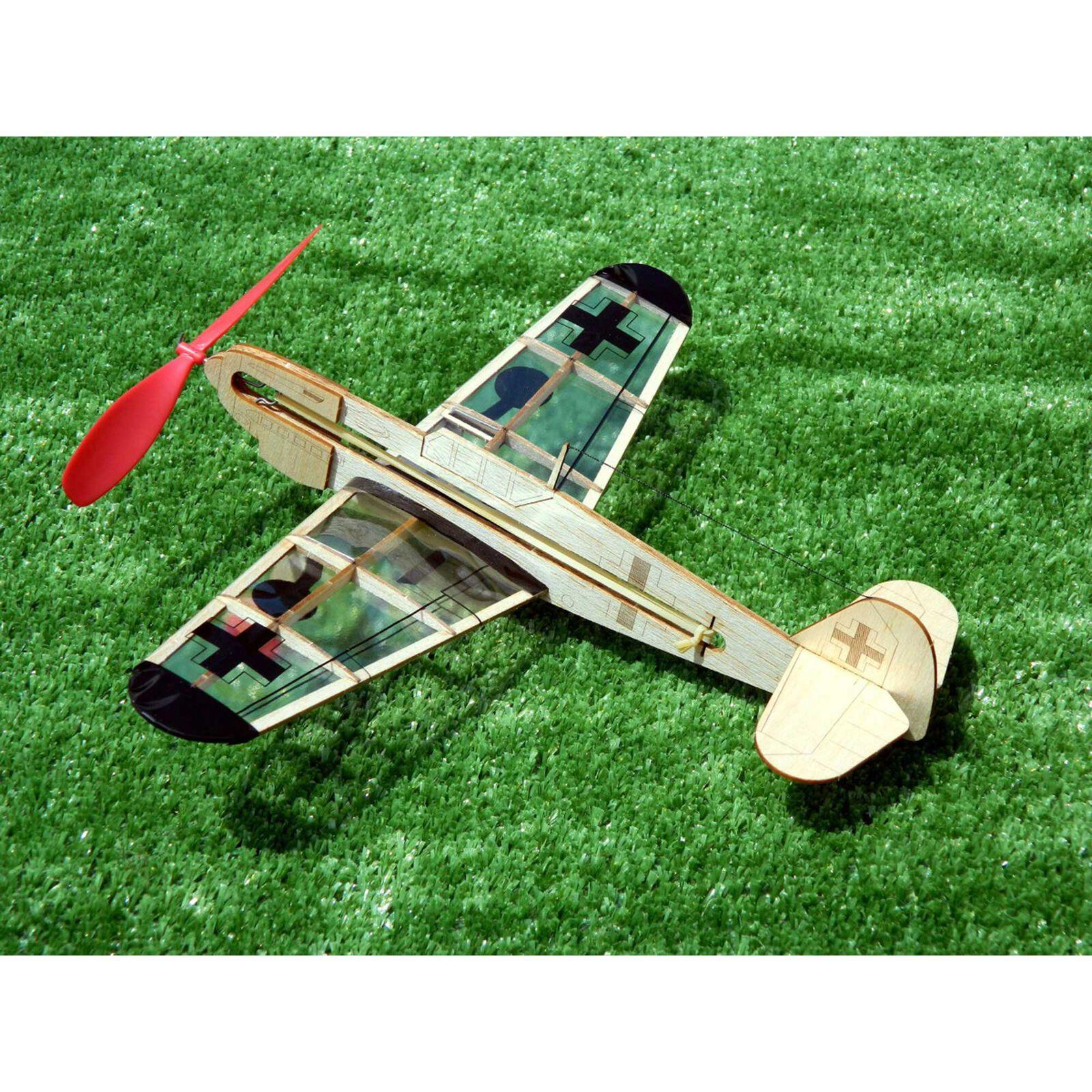 "German Fighter Mini Model Kit, 11"""