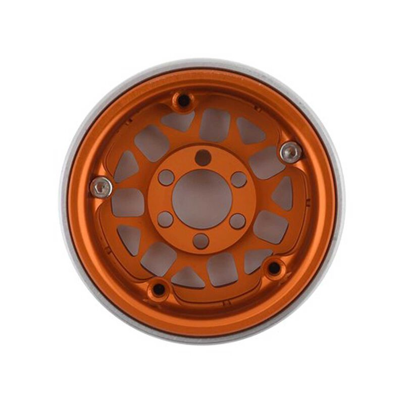 KMC 1.9 XD127 Bully, Orange Anodized
