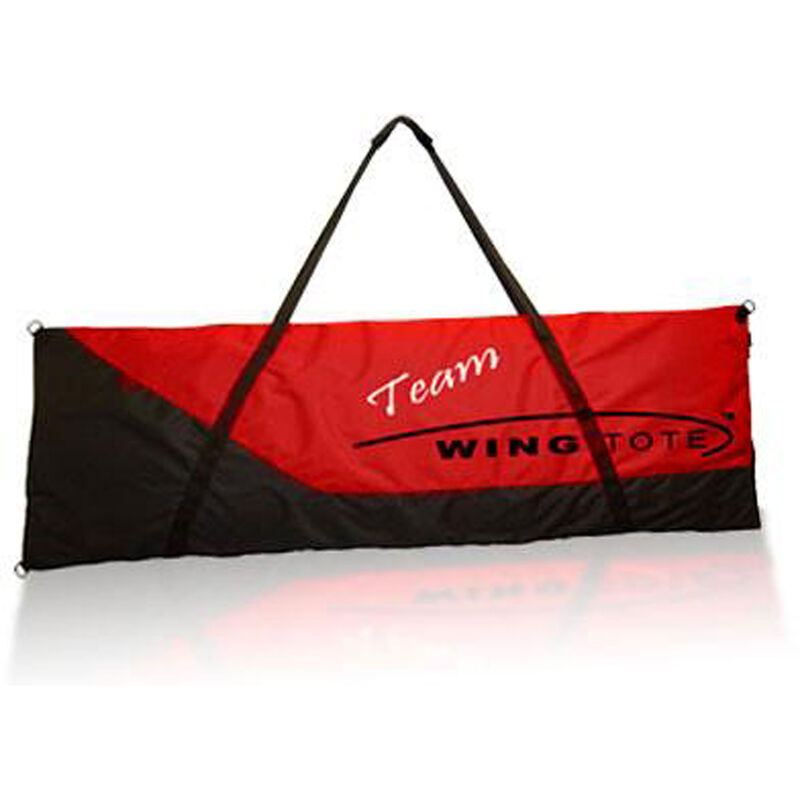 Extreme Warbird Single Tote (87x24x3) Red Black