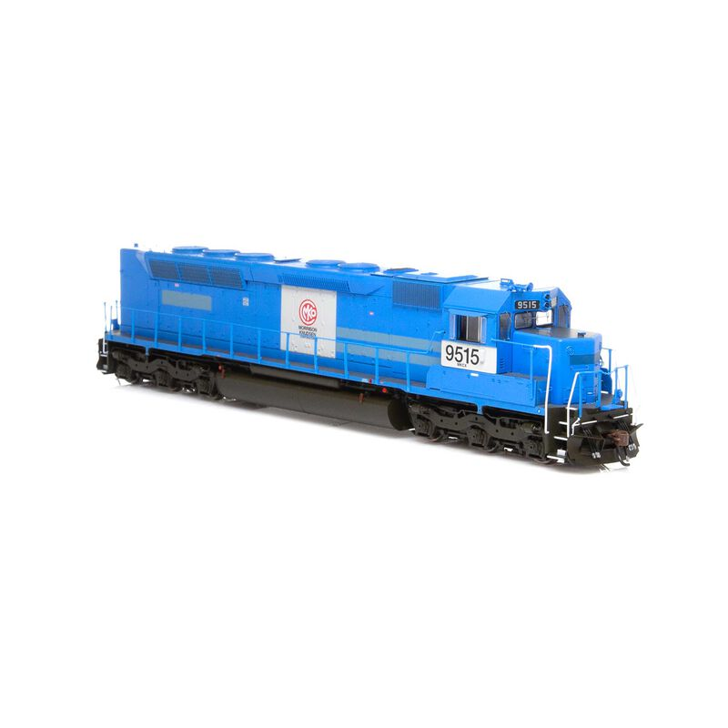 HO SDP45, MKCX #9515