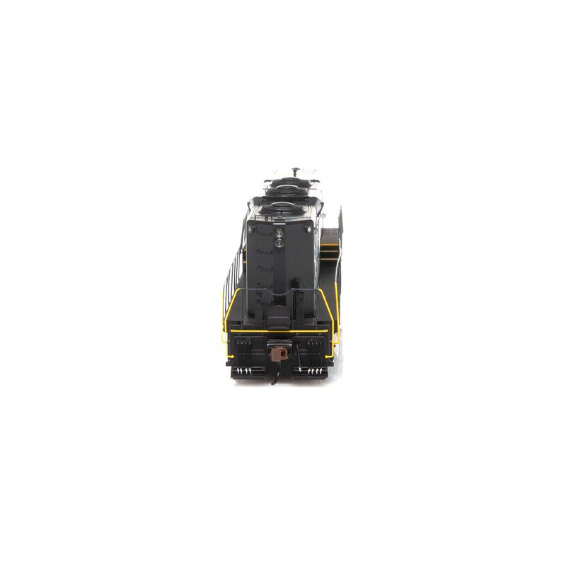 HO GP9 with DCC & Sound PRR #7197B