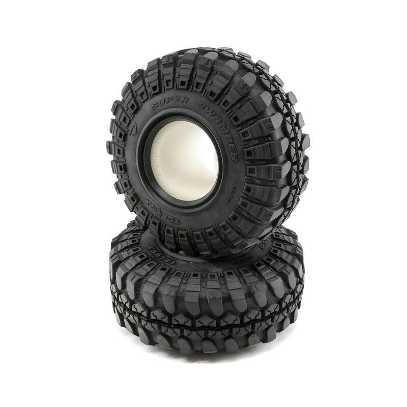 1/10 Interco TSL SX Swamper Front/Rear 1.9 Tire with Insert (2): Twin Hammers