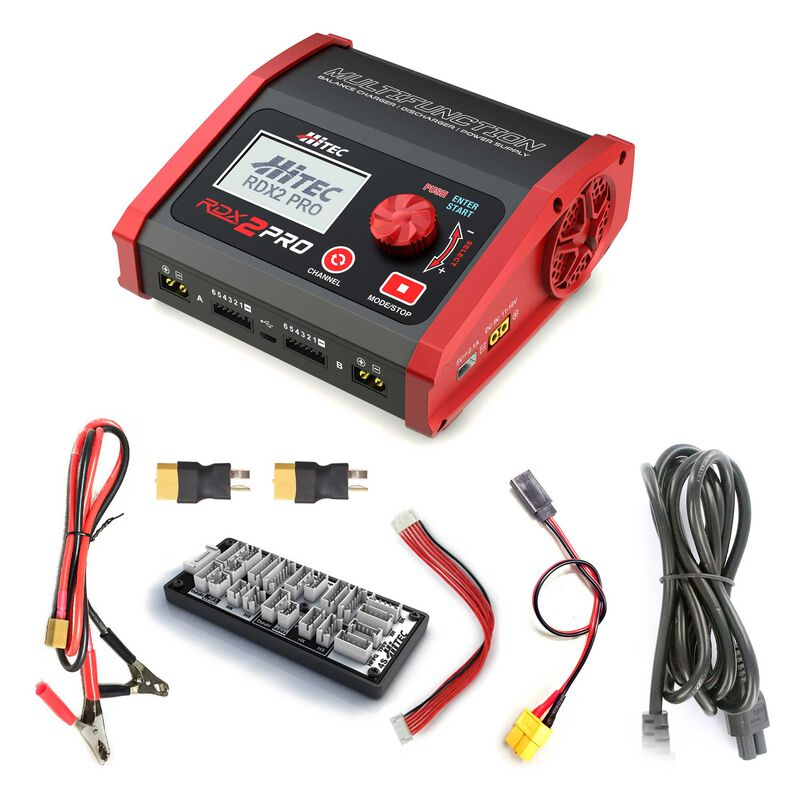 RDX2 Pro High-Power, 260W, Dual Port AC/DC Charger