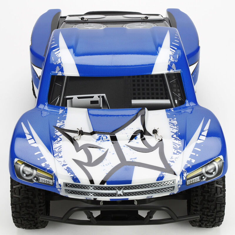1/10 Torment 2WD SCT Brushless RTR with AVC, Blue