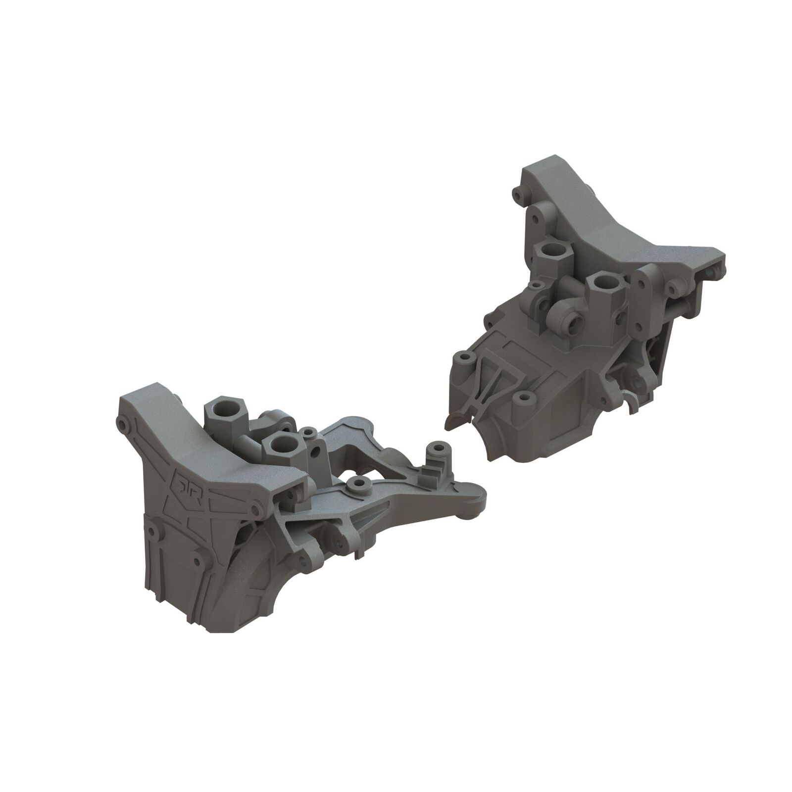 F/R Composite Upper Gearbox Covers/Shock Tower