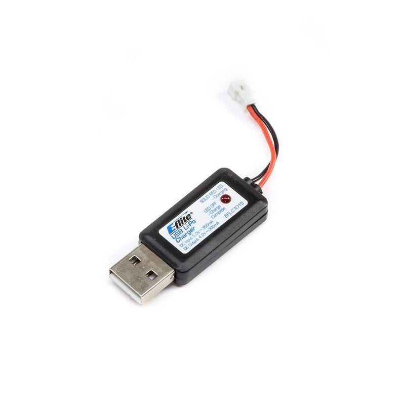 1S USB Li-Po Charger 300mAh