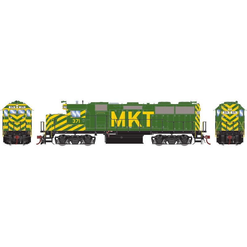 HO GP39-2 MKT #371