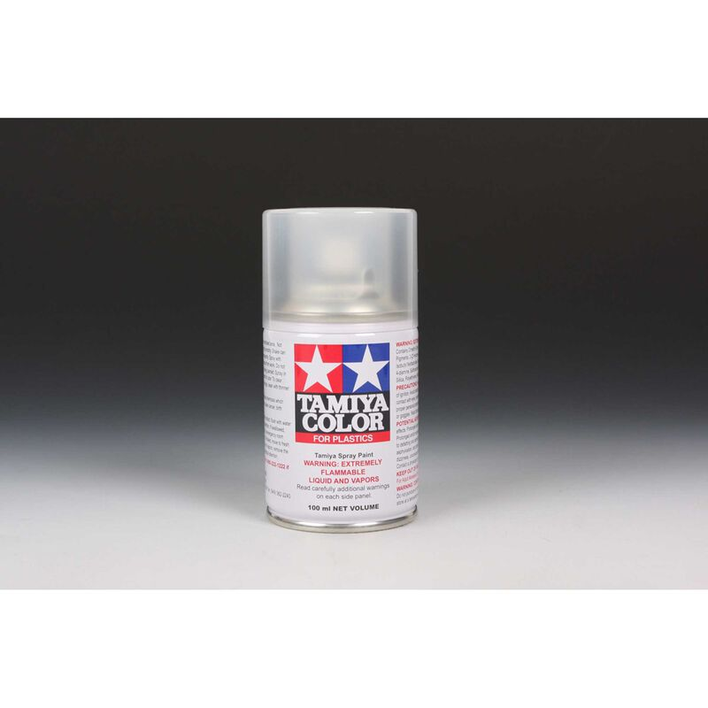 Spray Lacquer TS-80 Flat Clear