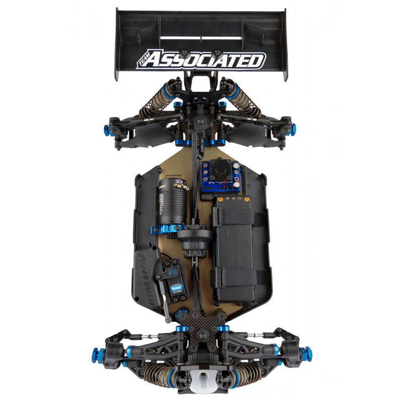RC8B3.1e ... Team Associated RC8B3.1e Spur Gear 46T in B3 kit ASC81389 RC8B3.1