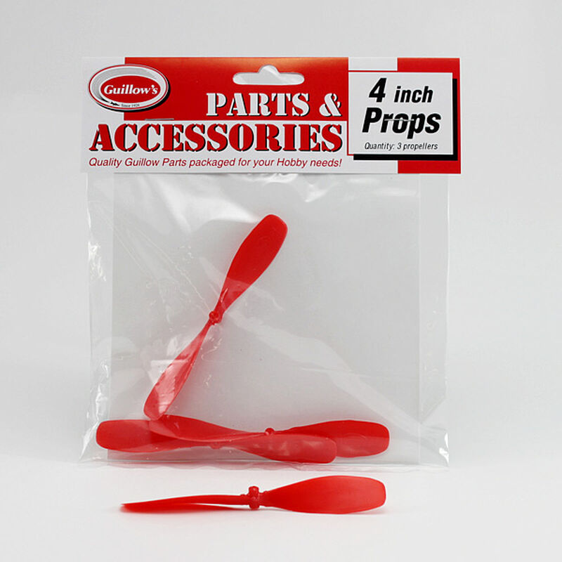 "4"" Plastic Propeller"