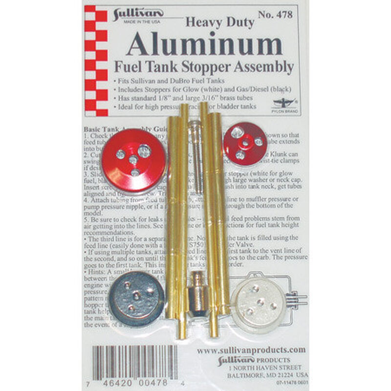 HD Stopper Kit, Alum