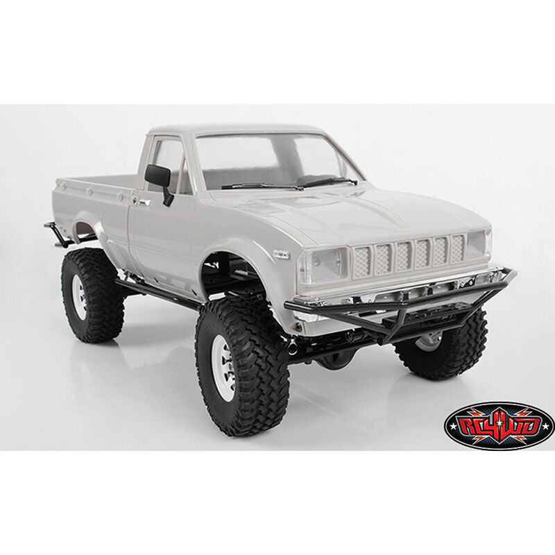 1/10 Trail Finder 2 4WD Truck Kit, Mojave II Body