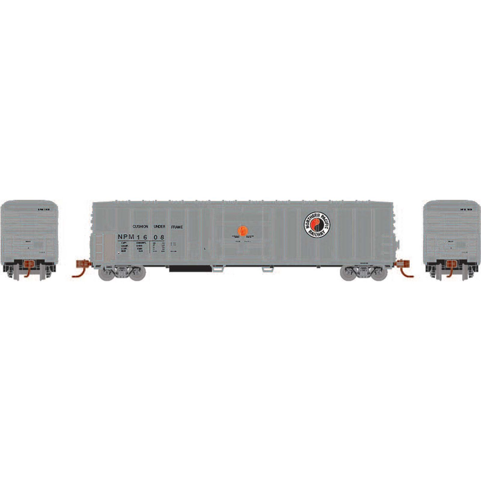 N 57' PCF Mechanical Reefer, NP #1608
