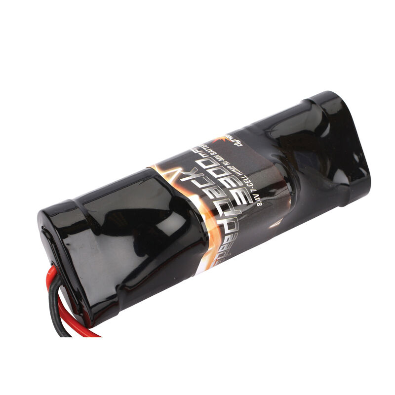 Speedpack 8.4V 3300mAh 7-Cell Hump NiMH Battery with TRA Conn