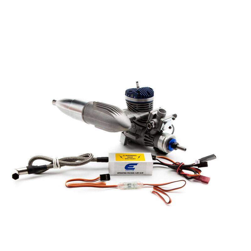 10GX 10cc Gas Engine with Pumped Carburetor