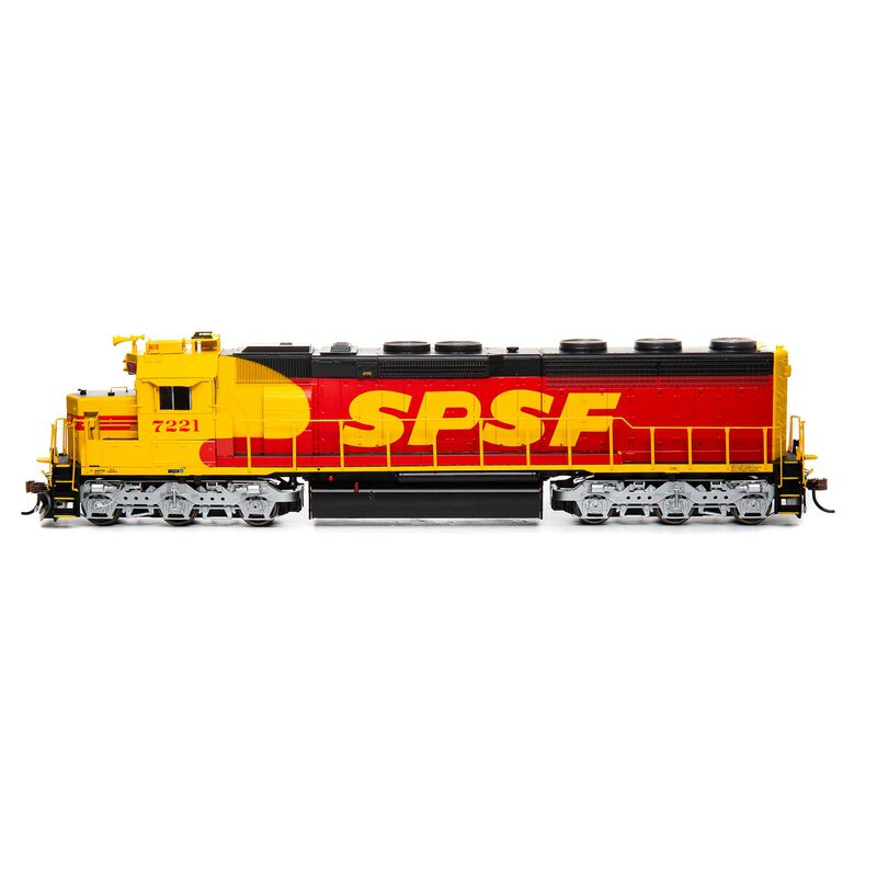 HO SD45-2 with DCC & Sound SPSF #7221