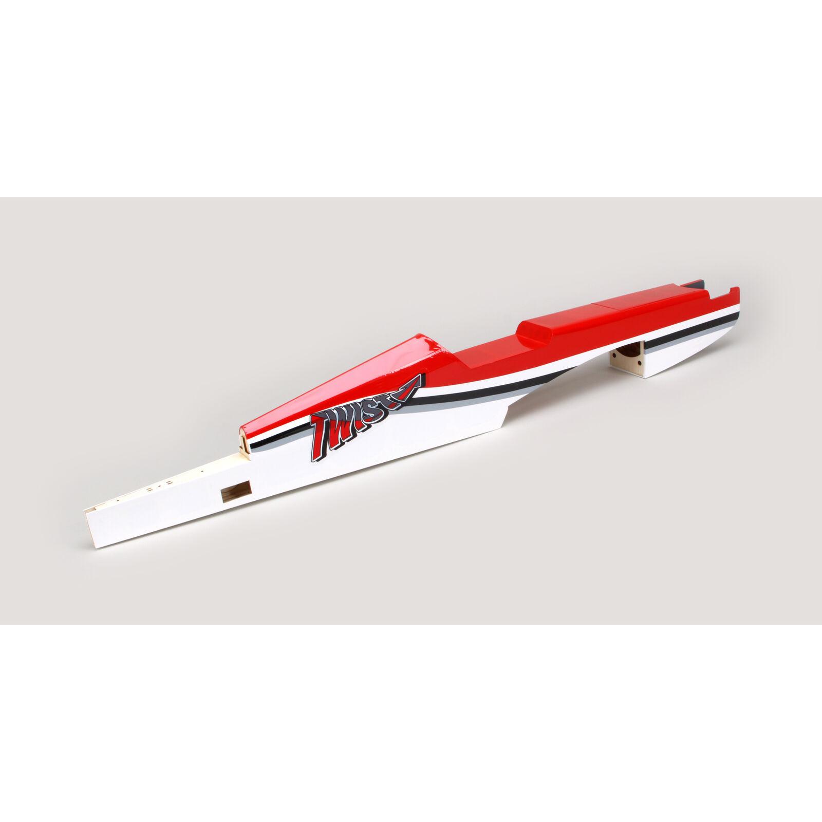 Twist 60 (True Red) Fuse w/Battery Tray & Hardware