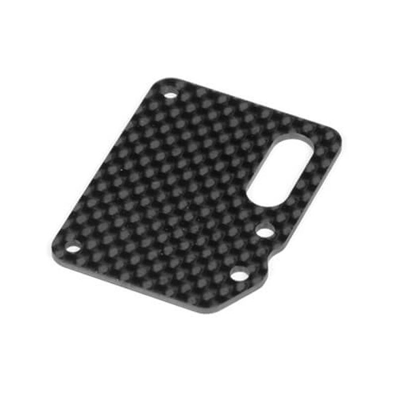 RX Tray, Carbon Fiber (Requires 6598C):  EB410 ET410