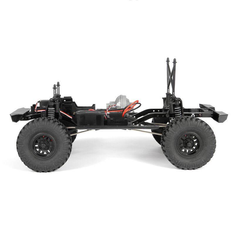 1/10 SCX10 II 2017 Jeep Wrangler Unlimited CRC 4WD Rock Crawler Brushed RTR