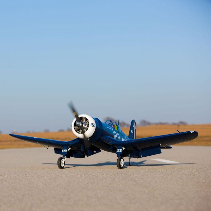 """F4U-1D Corsair 60cc ARF 85.5"""""""