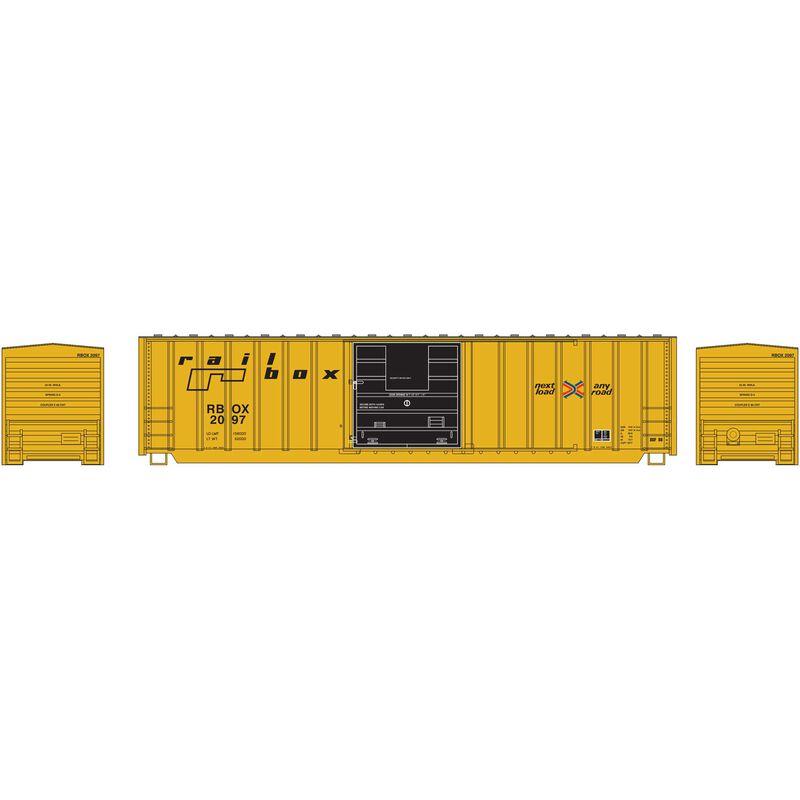 N 50' Berwick Box RBOX #2097