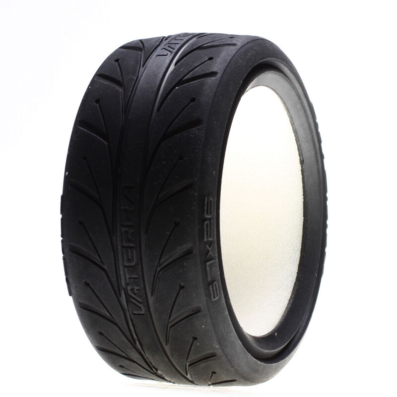 1/10 Front 67x26mm V1 Performance S Compound Tire with Inserts (2): V100