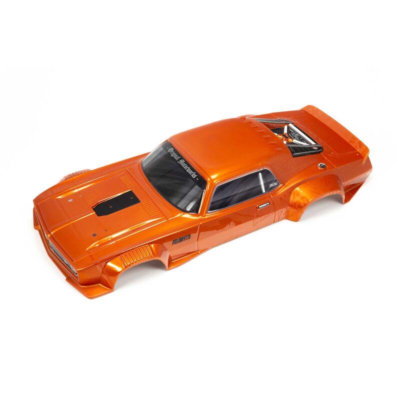 Painted Body, Orange: FELONY 6S BLX