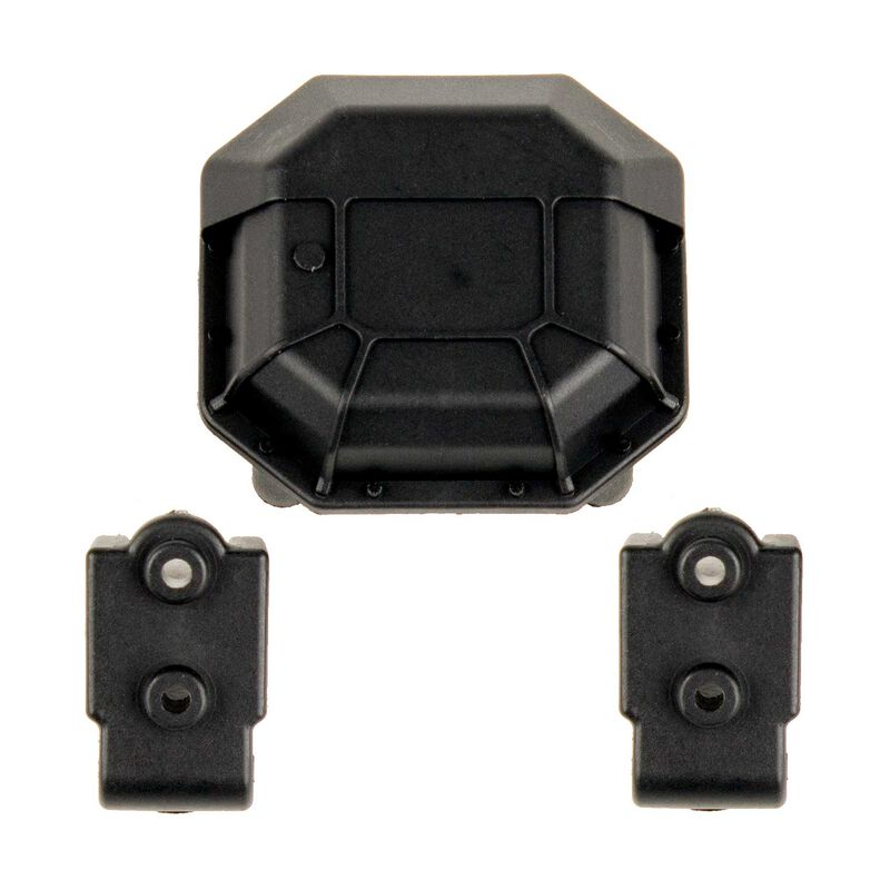 Diff Cover and Lower 4-Link Mounts: Enduro