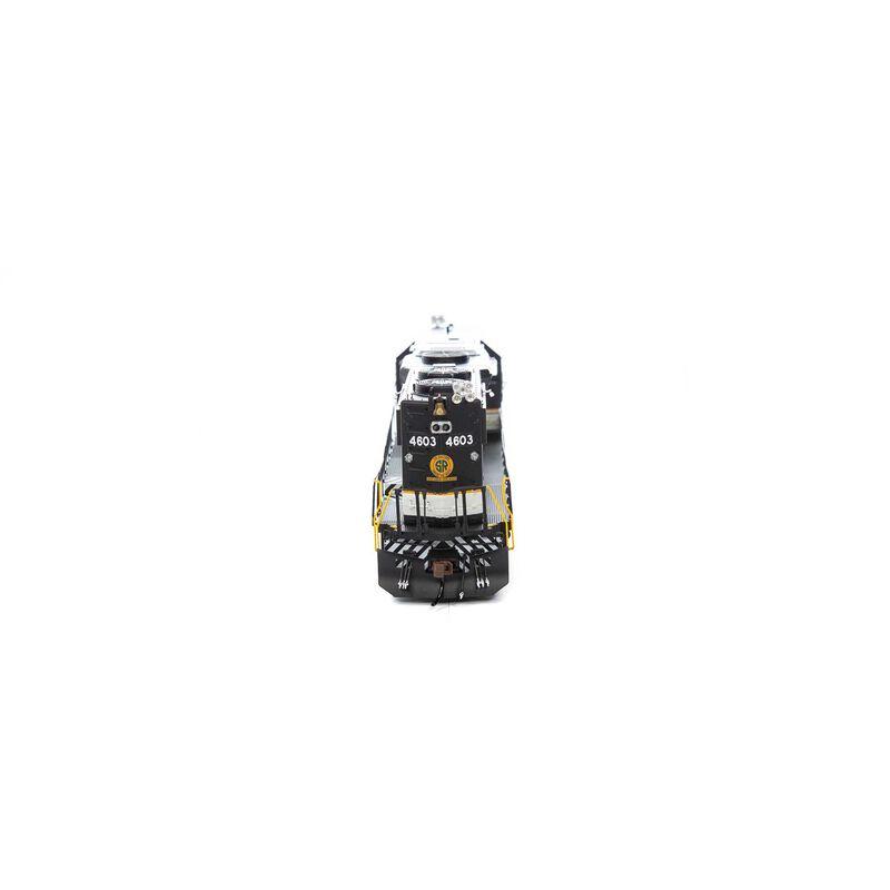 HO GP39X with DCC & Sound SOU #4602