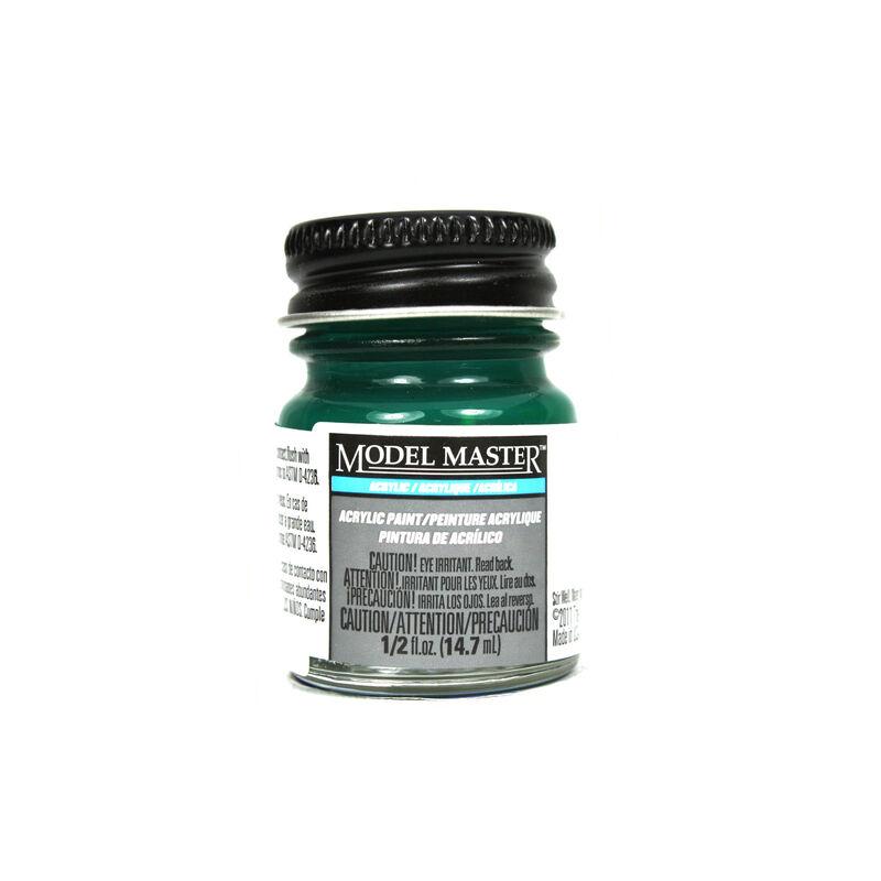 Acryl Gloss 1/2oz Clear Green