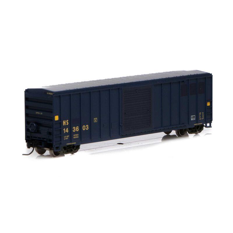 N 50' FMC 5347 Box H&S Ex-CSX #143603