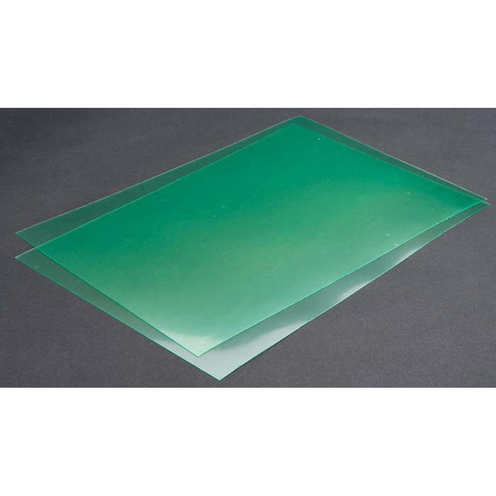 """Lexan Sheet 8x12"""" x .010"""" 0.25mm (2)"""