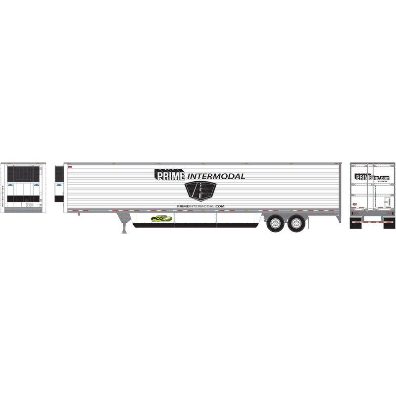 HO RTR 53' Reefer Trailer PRIZ Prime Intermodal #3