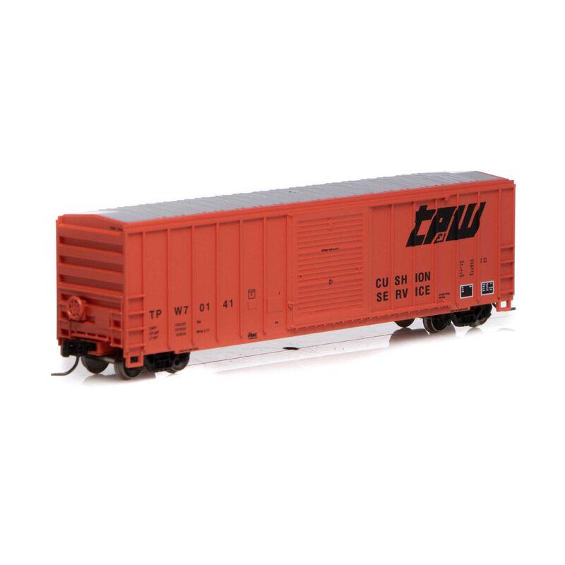 N 50' FMC 5347 Box TP&W #70141