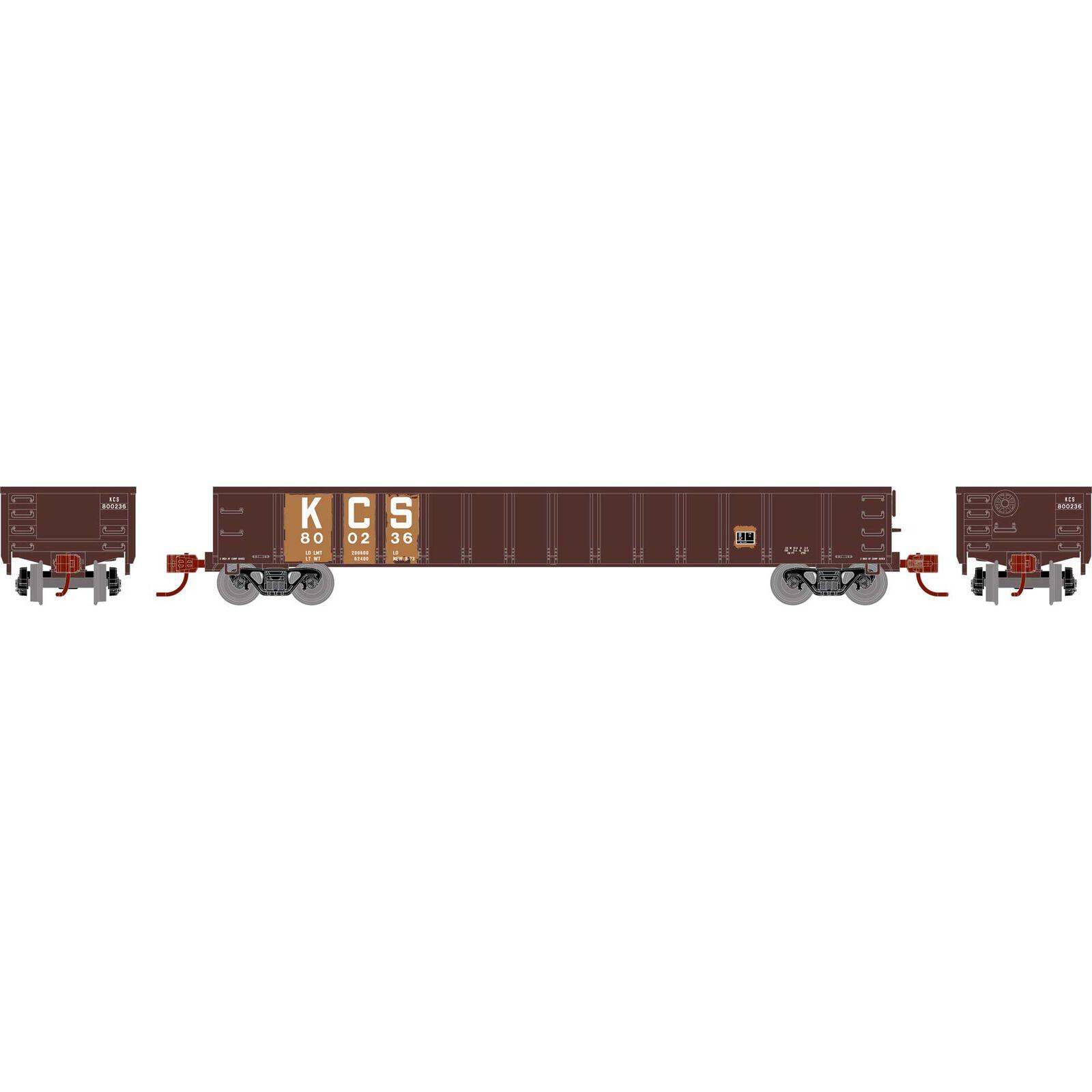 N 52' Mill Gondola, KCS #800236
